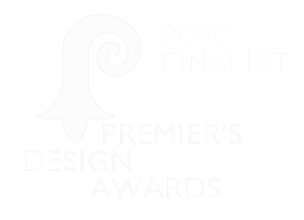 Finalist Premier's Design Awards 2020
